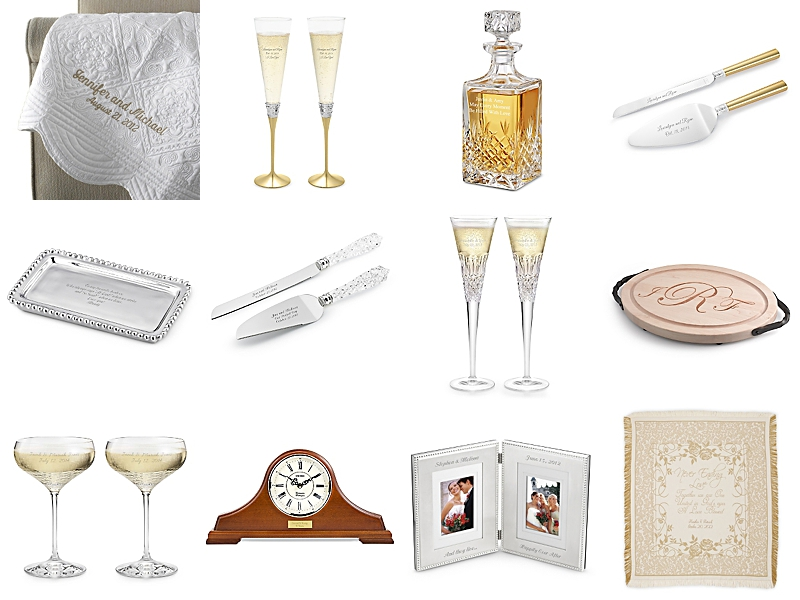 Things Remembered Personalized Wedding Gifts