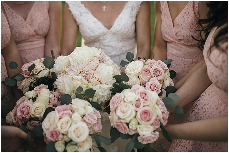 Chic DIY Wedding with Rose Gold Details | The Budget Savvy Bride