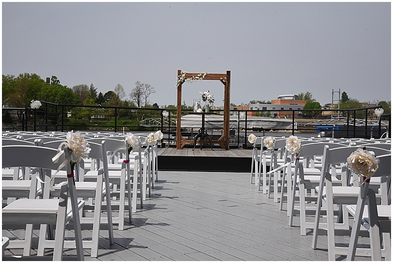 outdoor wedding venue