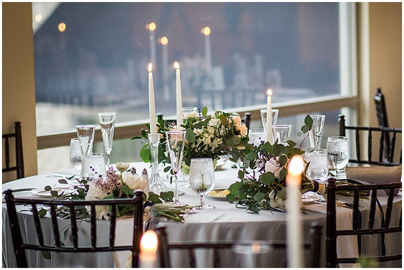 budget savvy elegant wedding decor