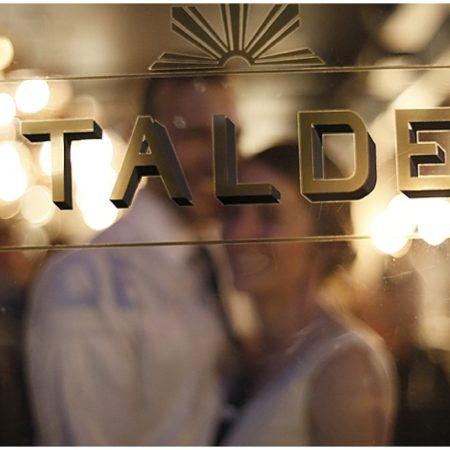 restaurant wedding rectpion
