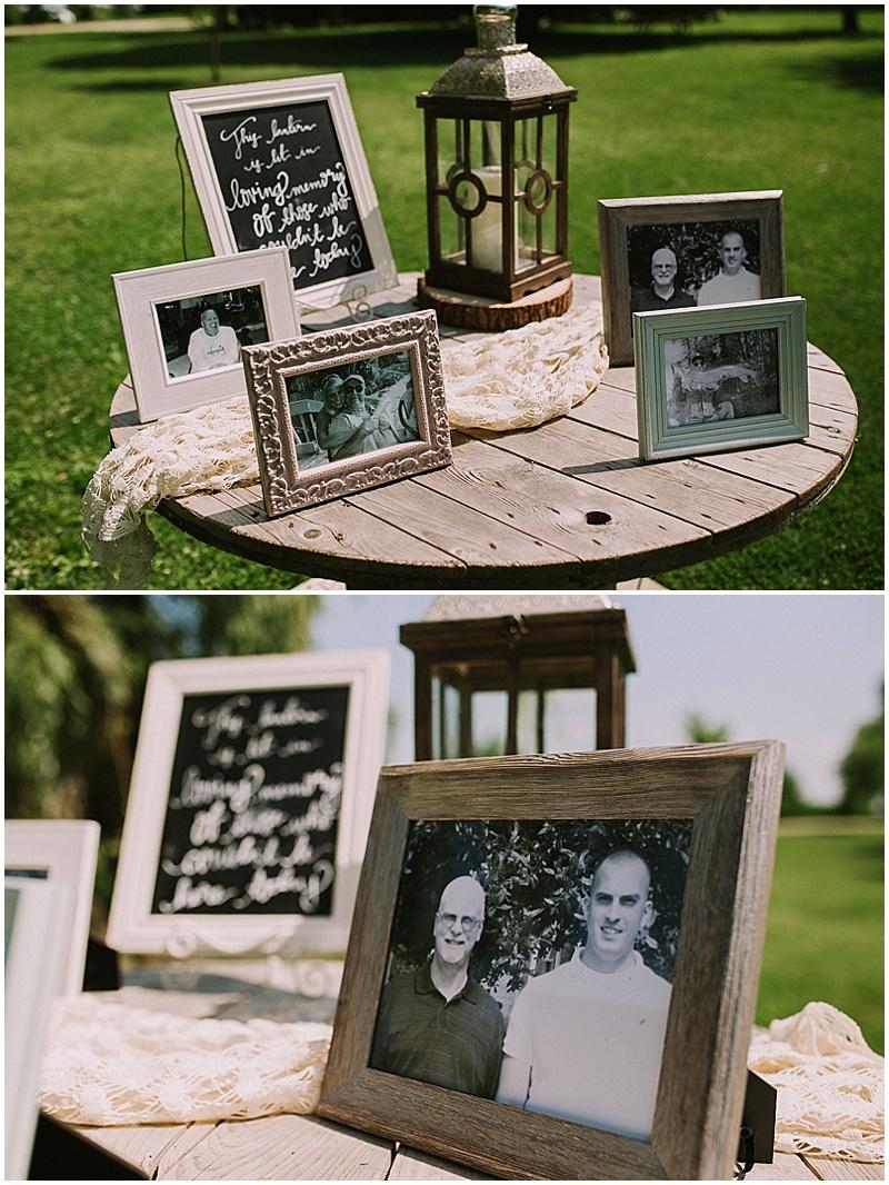 memories table