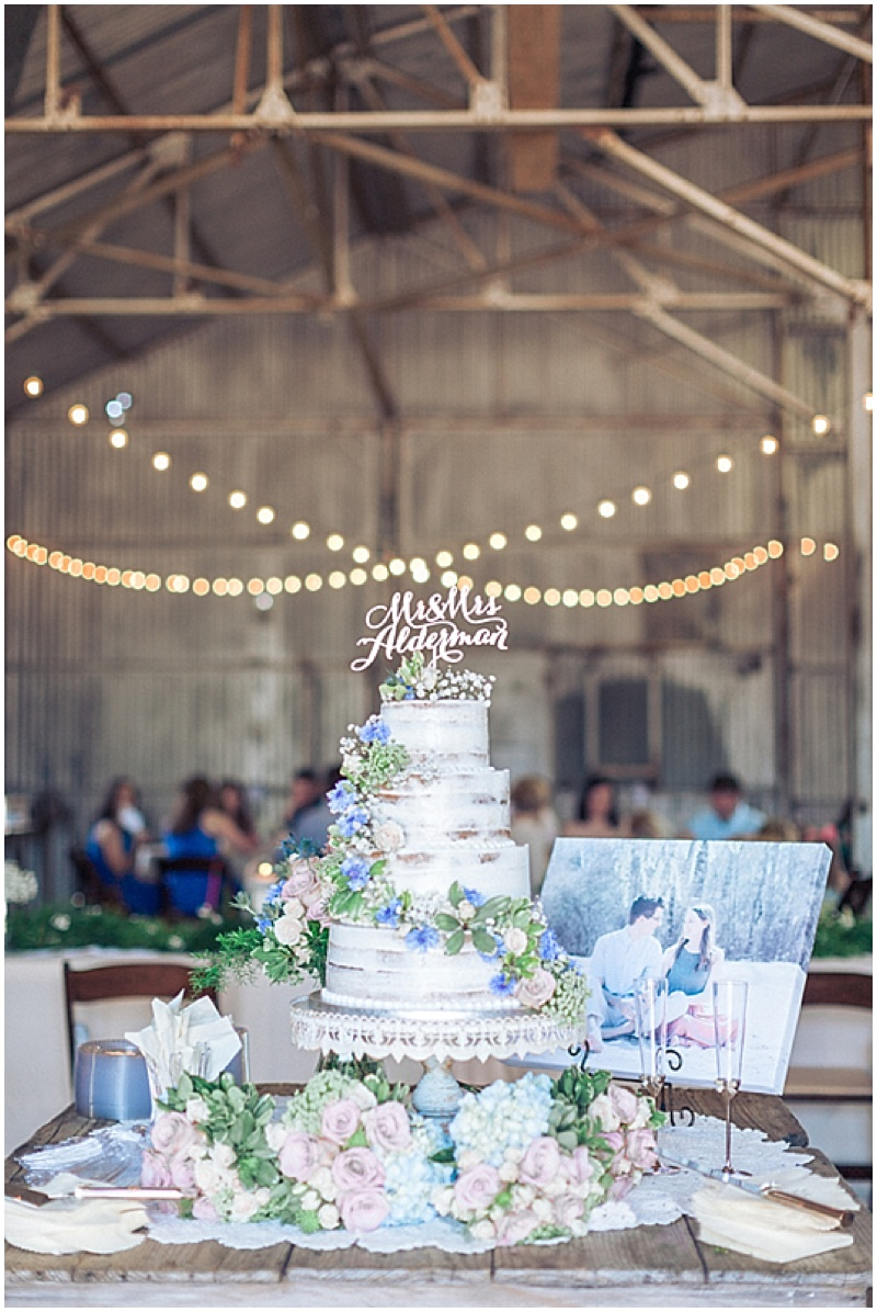 wedding cakes shreveport bossier white and blue wedding with details the budget 25458