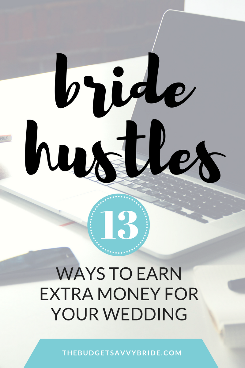 bride hustles