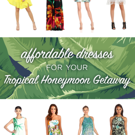 honeymoon dresses