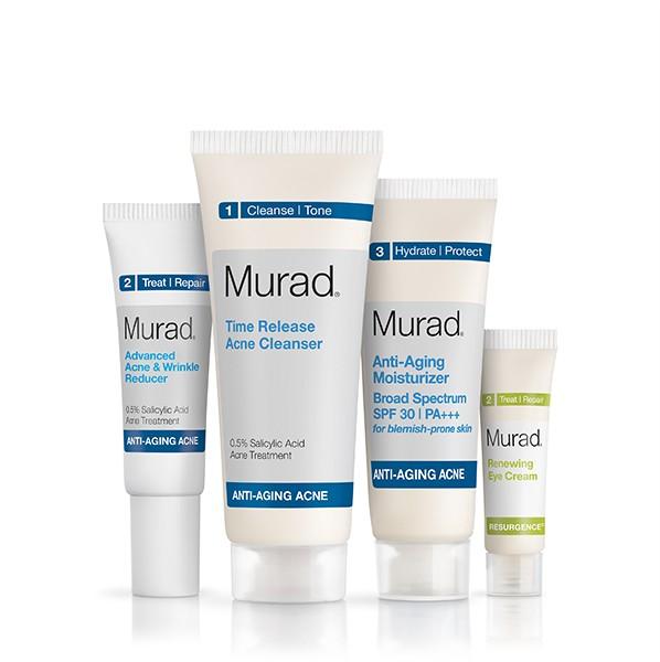 Anti-Aging Acne Starter Kit
