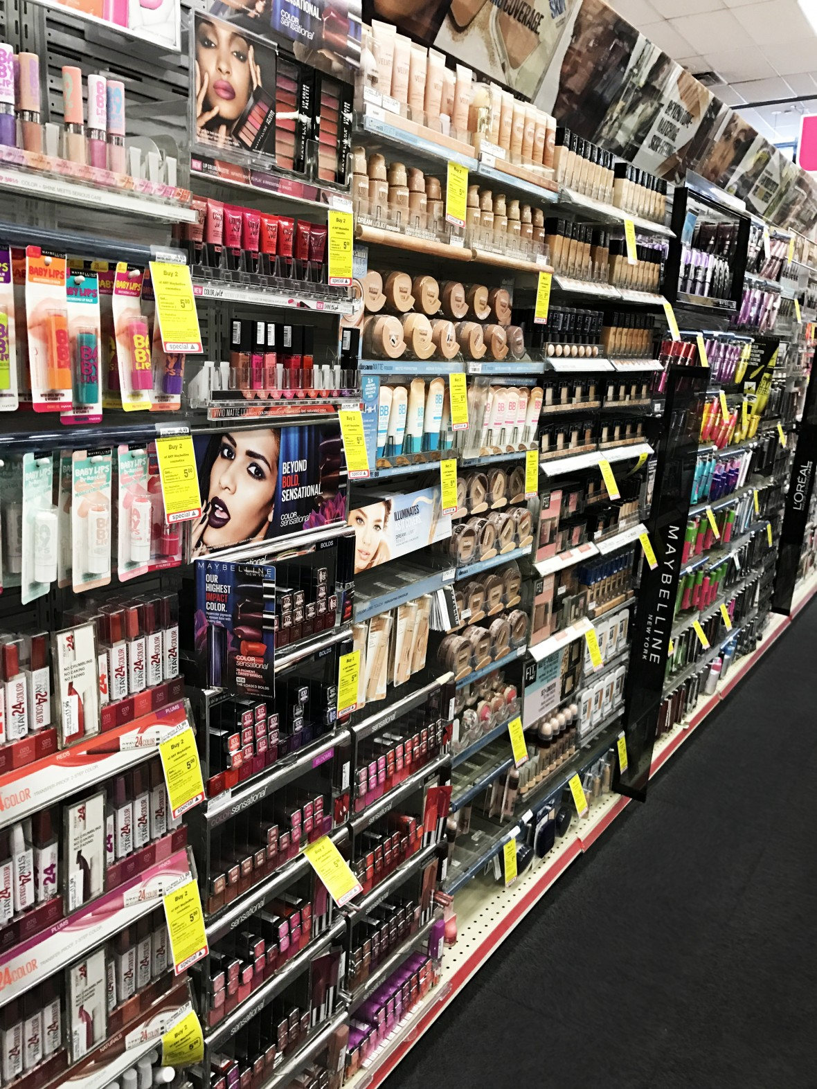 Beauty Finds For A Budget