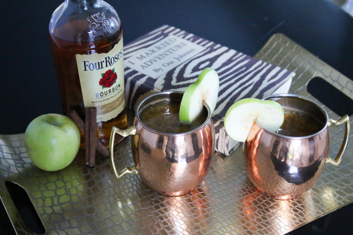 Fall Bourbon Apple Cider