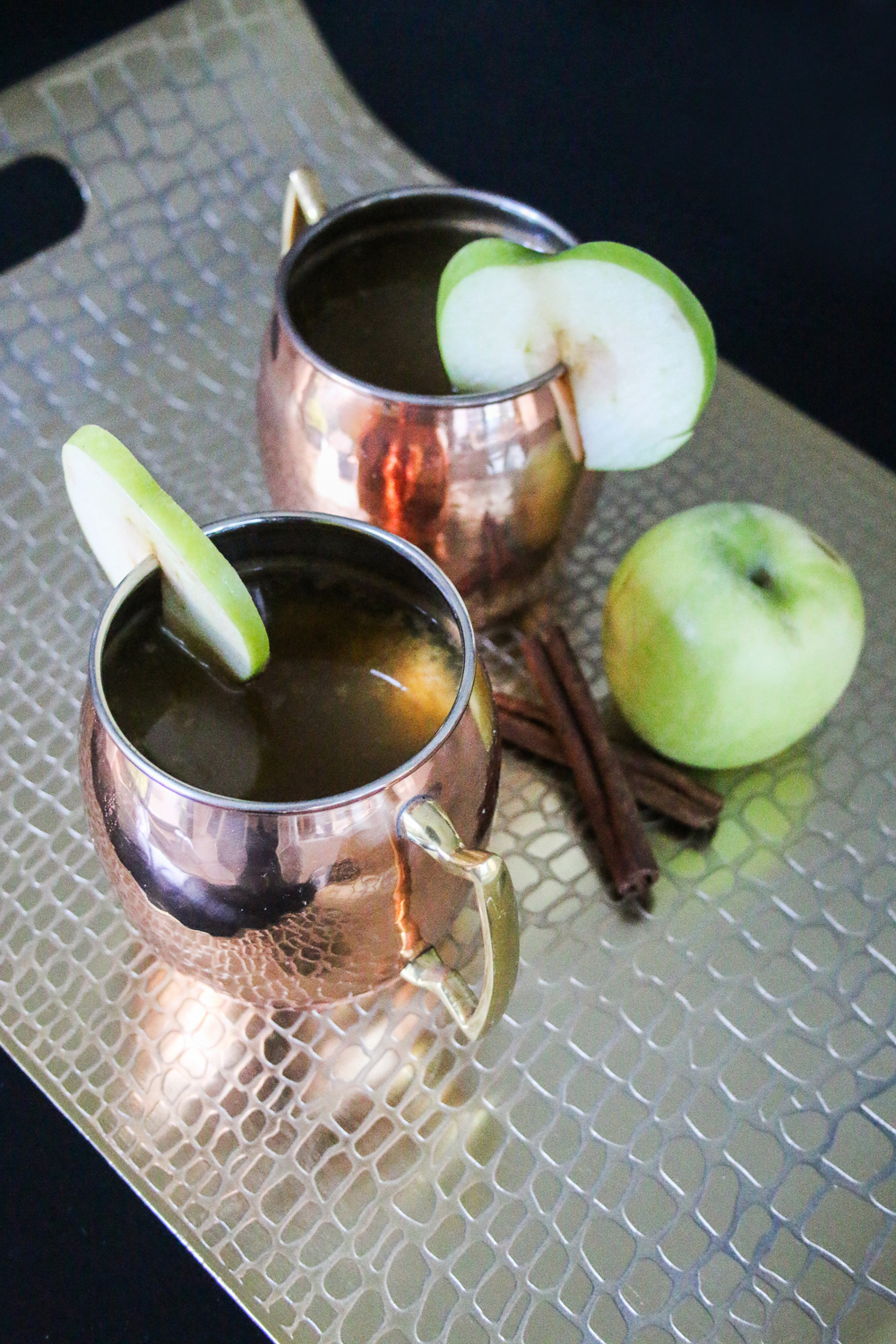 Fall Bourbon Apple Cider