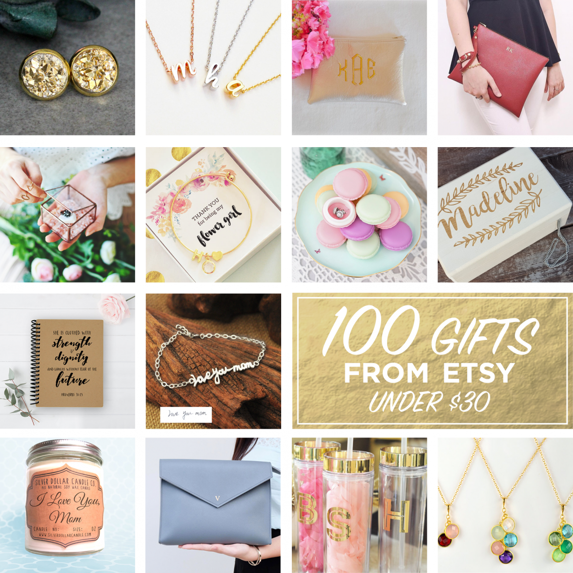 100 Handmade Gifts For Everyone In Your Wedding Party The Budget