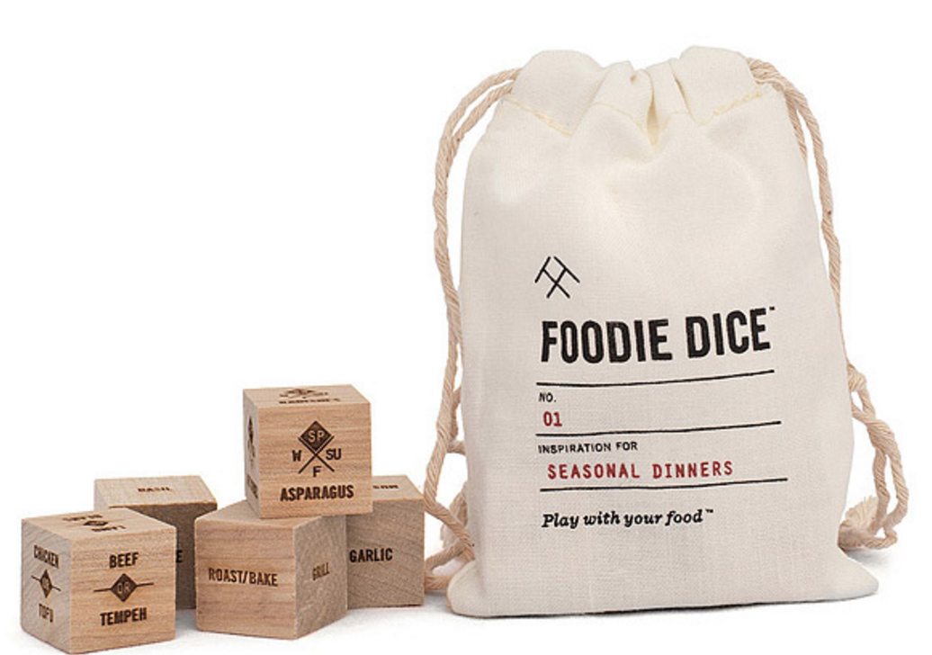 Foodie Dice Game