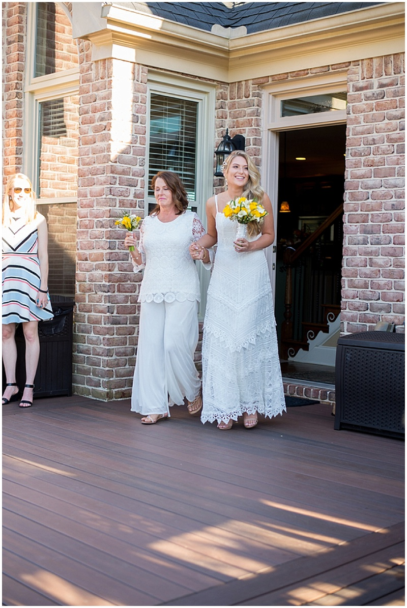 wedding processional