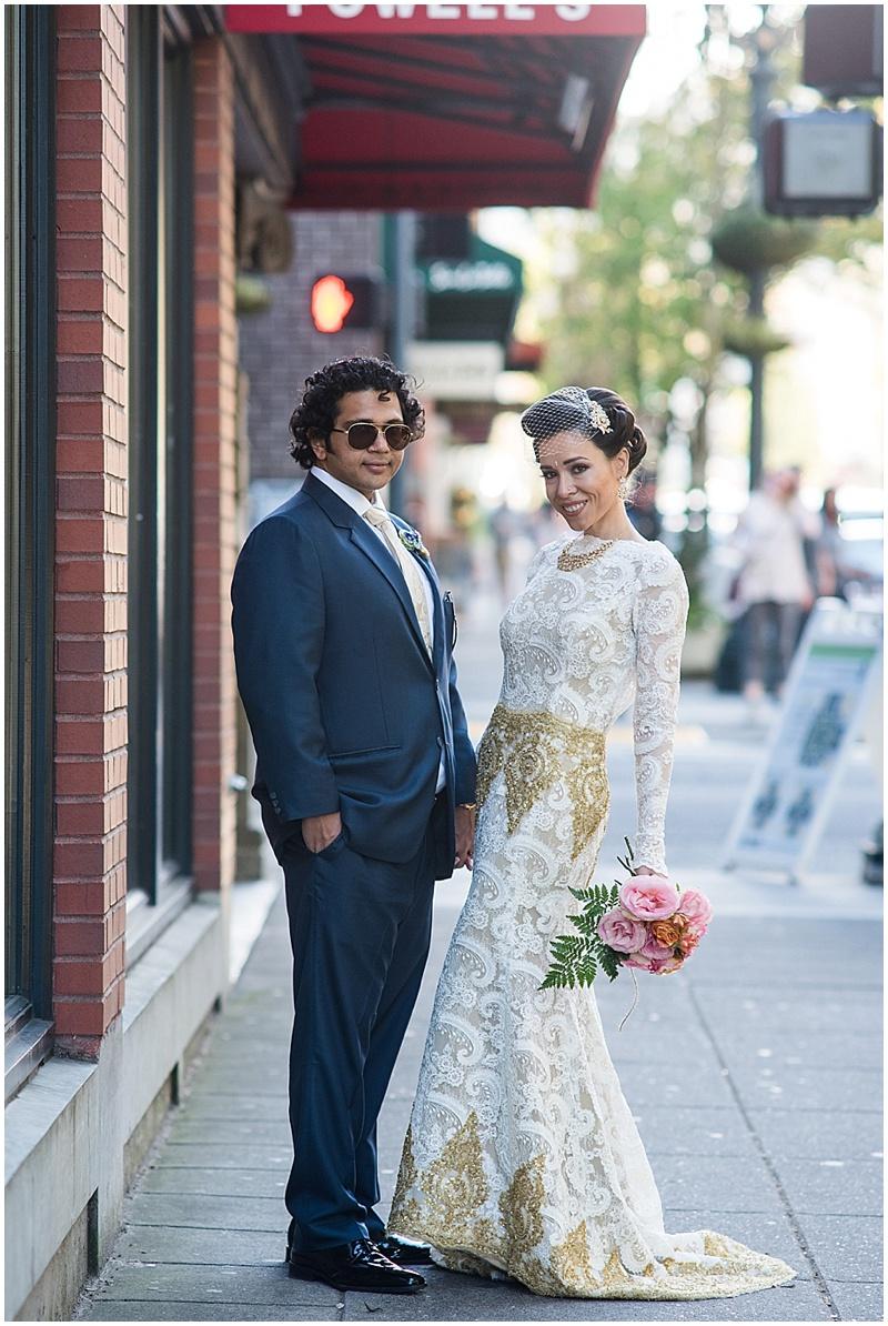 portland wedding photos