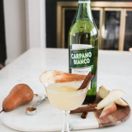 Partridge in a Pear Tree Martini