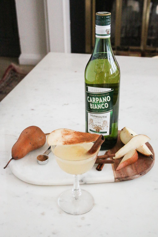 Partridge in a Pear Tree Martini