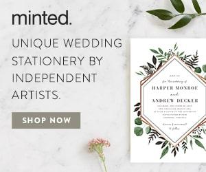 minted weddings