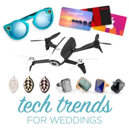 Tech Trends for Weddings #VZWBuzz