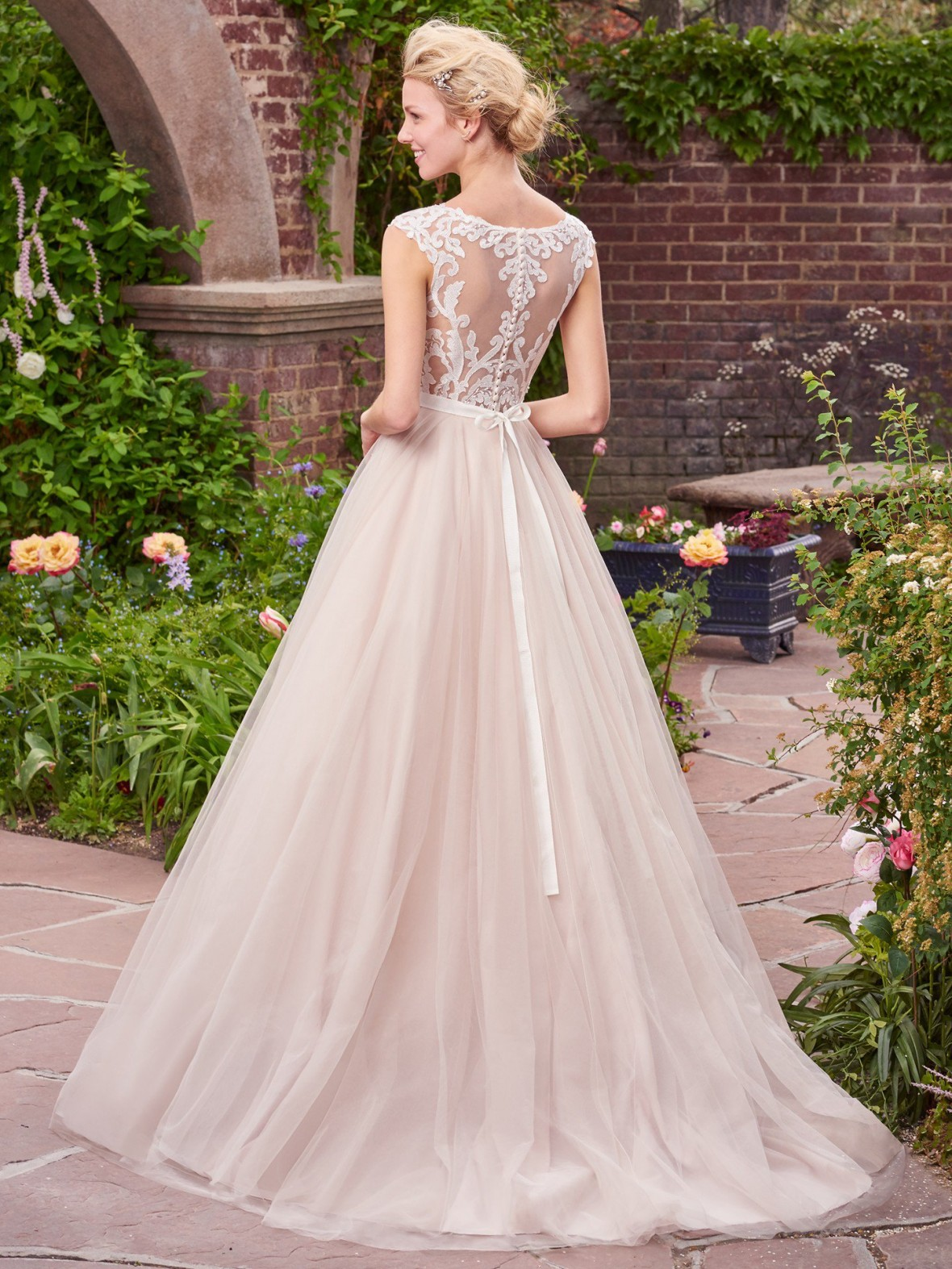 Rebecca Ingram by Maggie Sottero | Carrie Gown