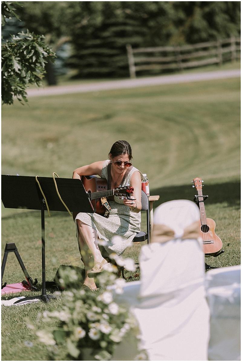 ceremony musician