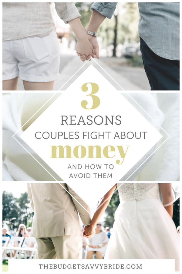 Reasons Couples fight About Money