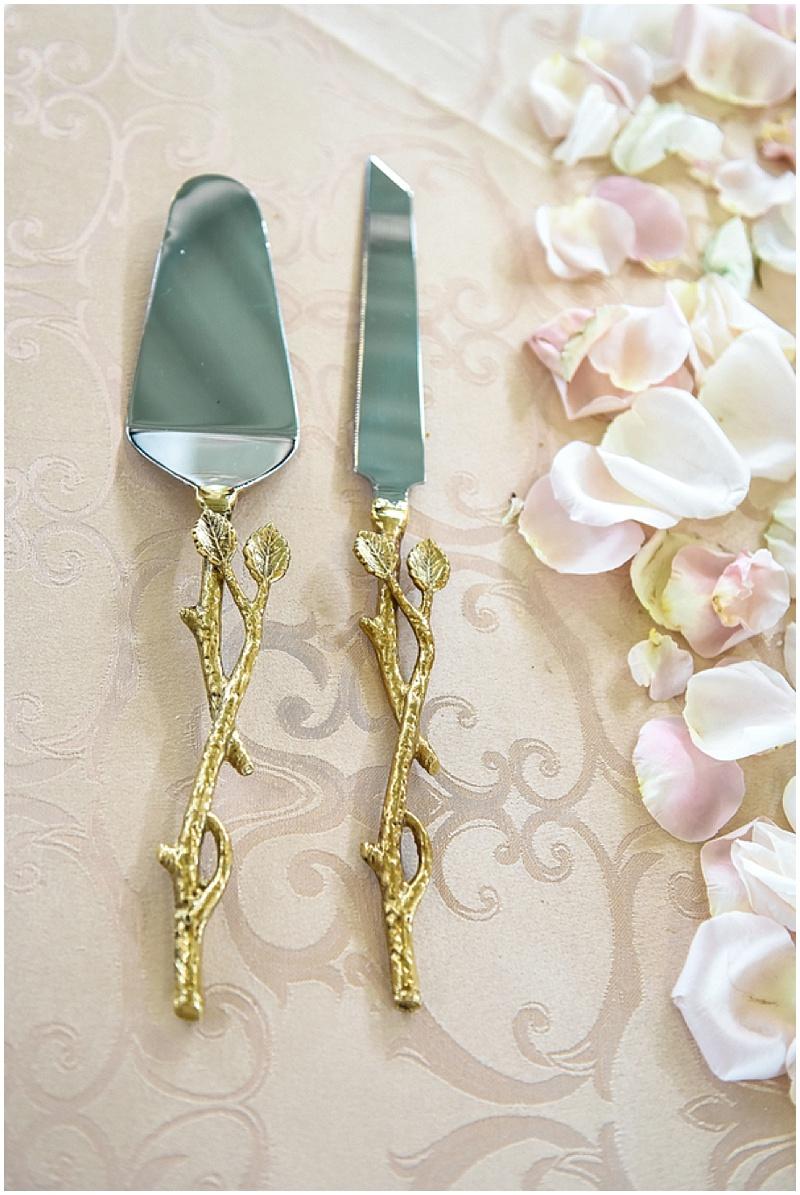 wedding serving tools