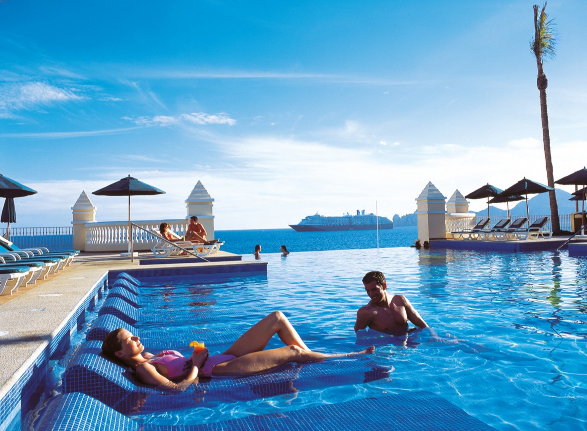 RIU Palace Cabo San Lucas - Vacation Giveaway from DestinationWeddings.com | Win a FREE Honeymoon to Mexico