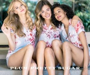 Plum Pretty Sugar Bridesmaids Pajamas Robes Gifts