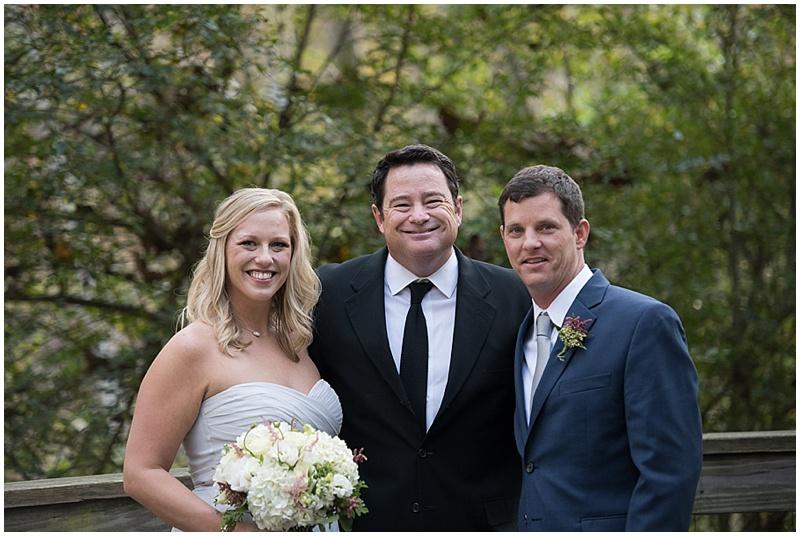 park wedding elopement