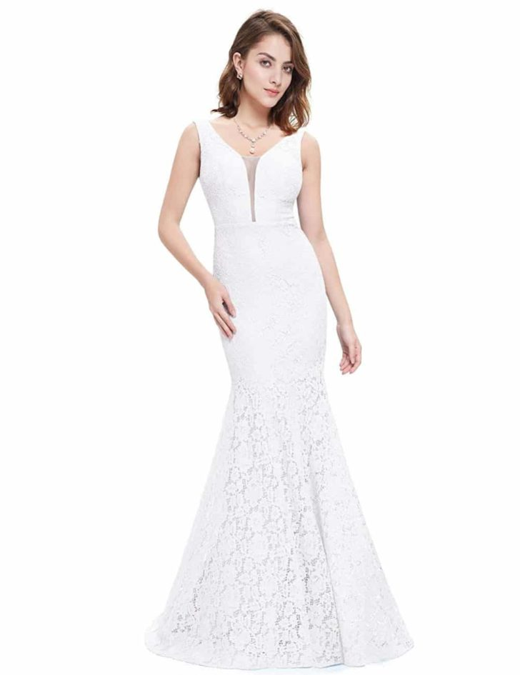Shop These Top-Rated Amazon Wedding Dresses Under $100