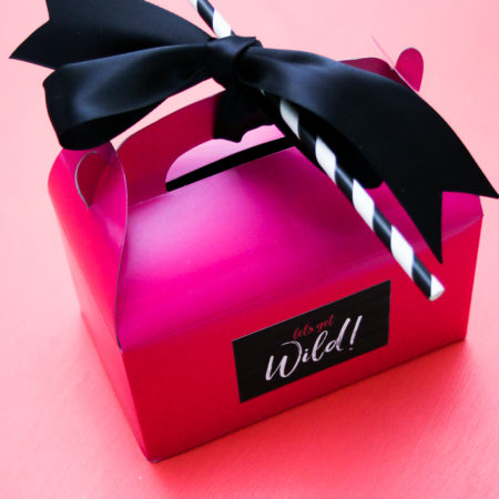 Bachelorette Party Gift Boxes