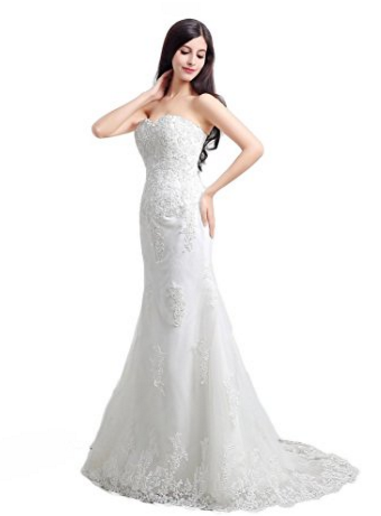 Regardless Of Your Budget These 10 Beautiful 100 Amazon Bridal Gowns Are A Steal