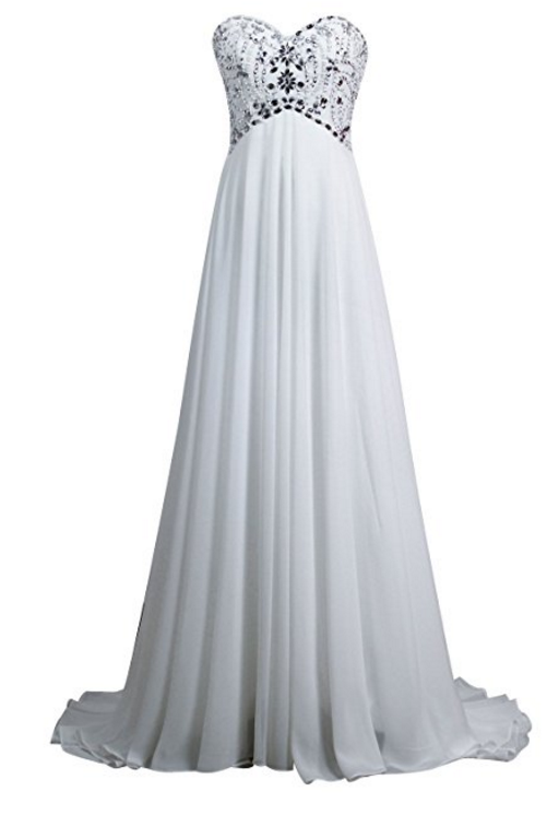10 Well-Rated Amazon Bridal Gowns Under $100 | The Budget Savvy Bride