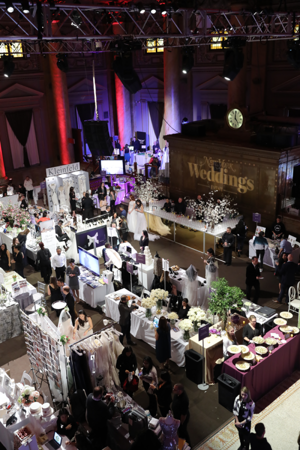New York Mag Weddings Event
