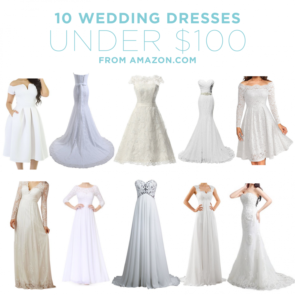 10 well rated amazon bridal gowns under 100 the budget for 20000 wedding budget