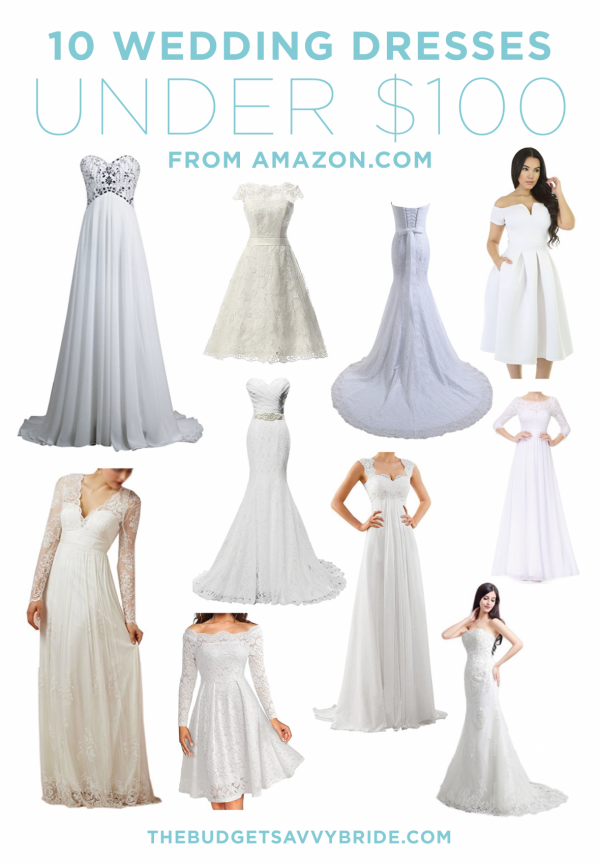 10 well rated amazon bridal gowns under 100 the budget savvy bride regardless of your budget these 10 beautiful 100 amazon bridal gowns are a steal junglespirit Images