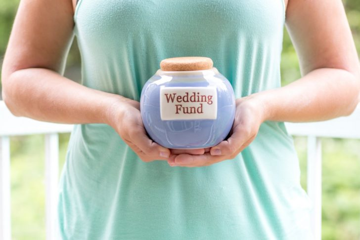 wedding fund - how to set your wedding budget
