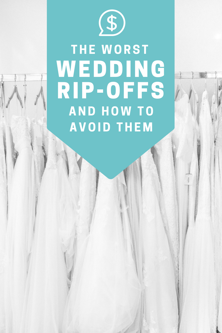 Wedding Rip Offs and How to Avoid Them