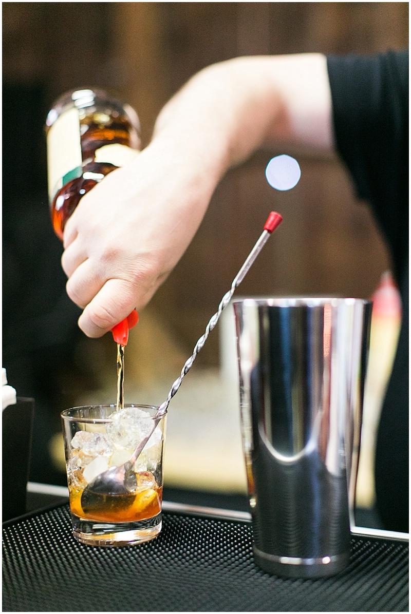 custom wedding cocktails