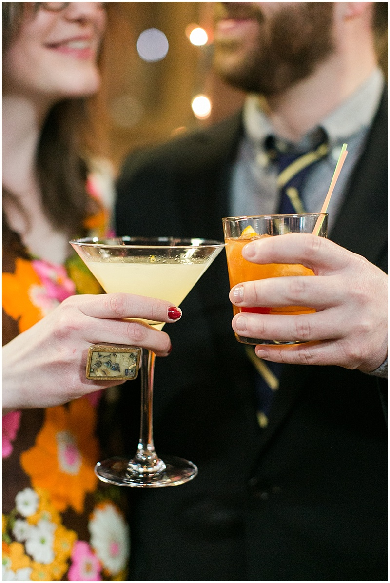 custom wedding cocktails