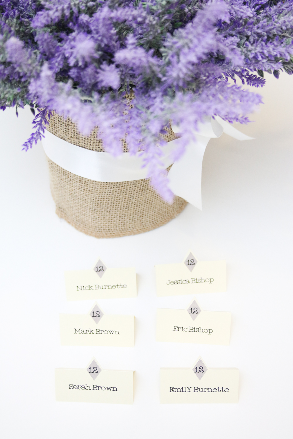 Pop Up Place Cards written with the Cricut Explore Air