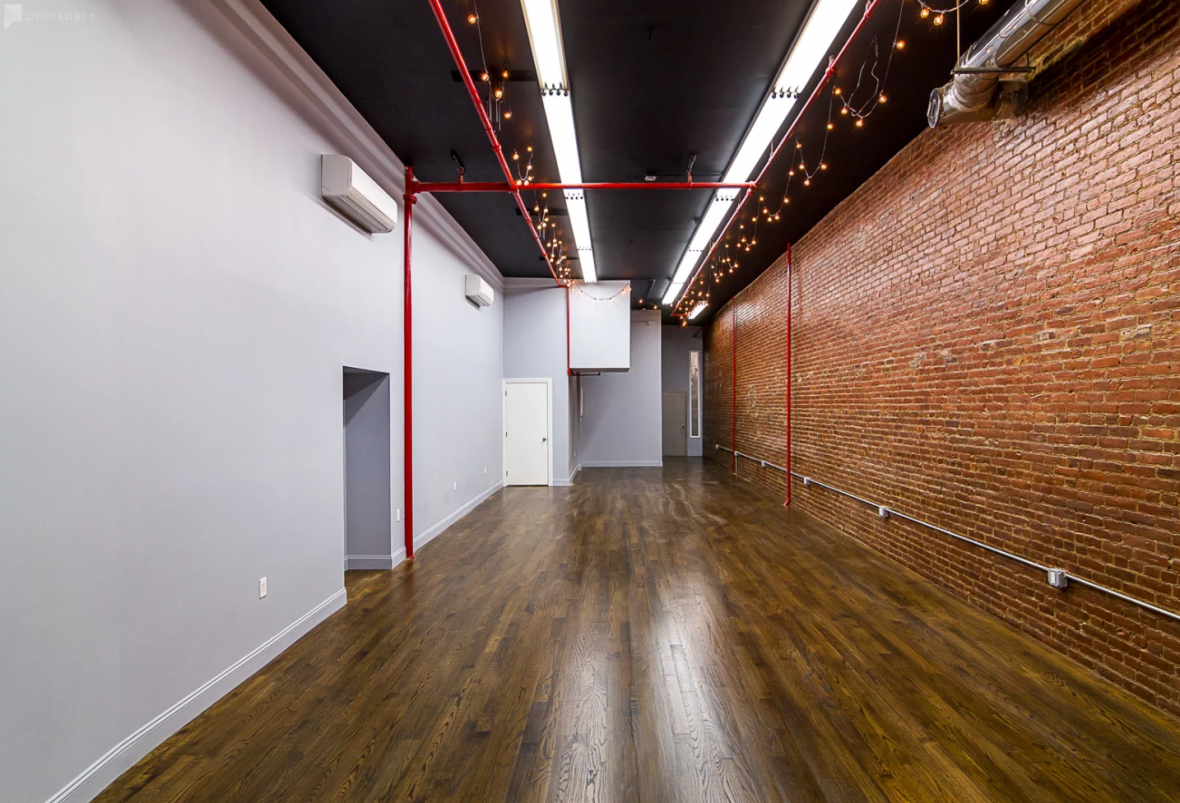 Raw Space in Tribeca NYC