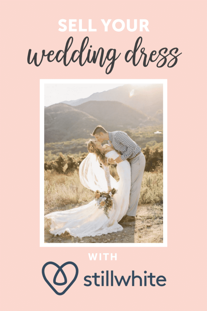 sell your wedding dress with stillwhite