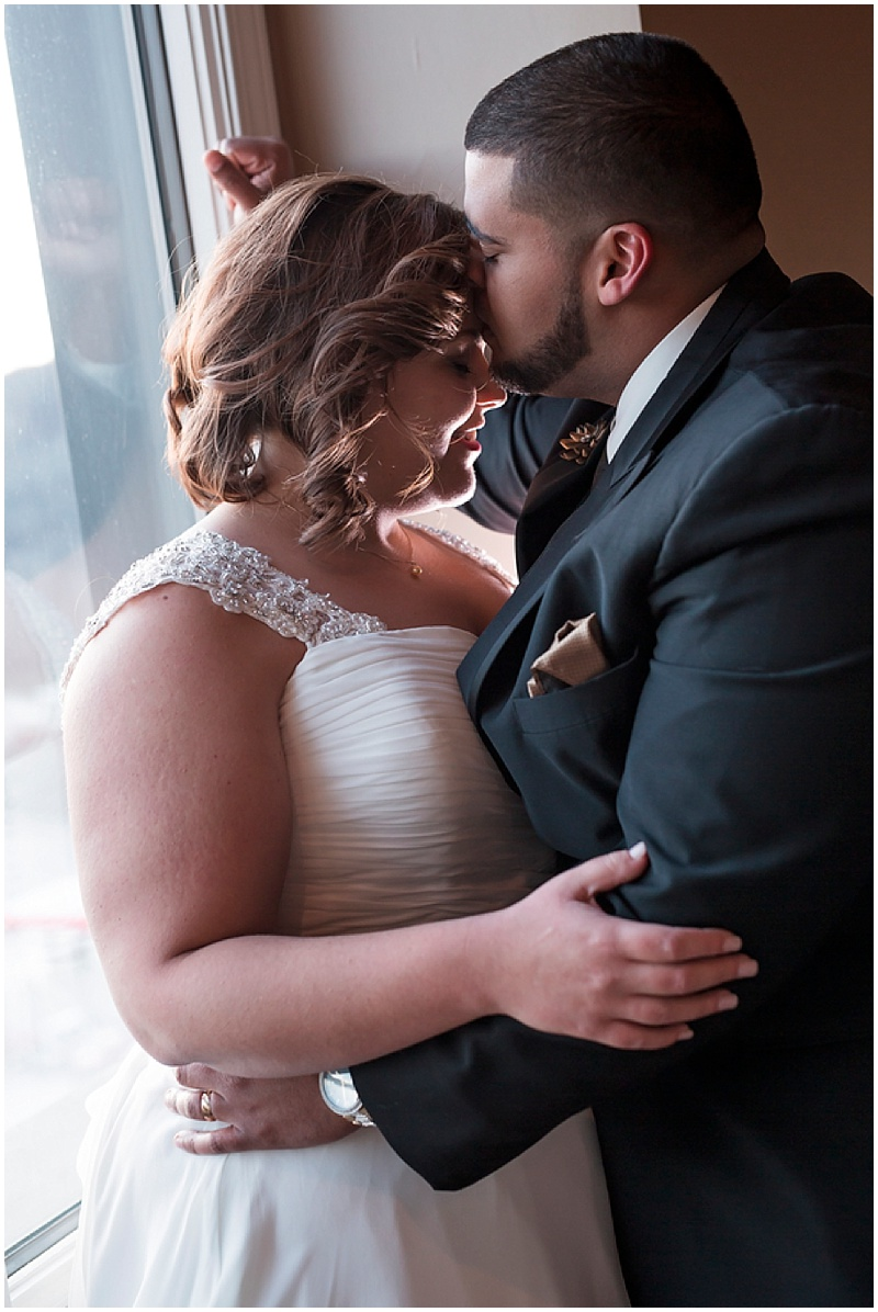 indoor wedding photos