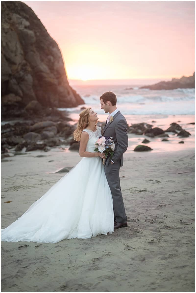 california beach wedding the budget savvy bride On california beach wedding