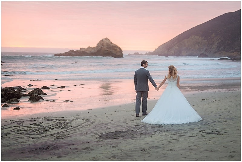 California Beach Wedding | The Budget Savvy Bride - photo#49