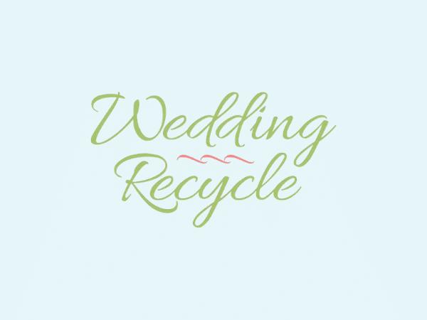 used wedding decor - wedding recycle