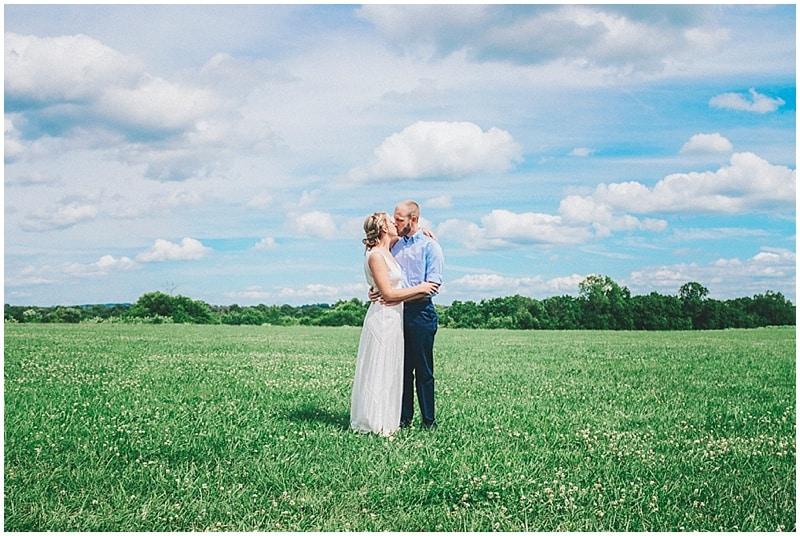 outdoor wedding photos