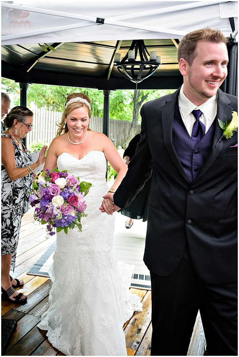 Summer Wedding with Star Wars Details | The Budget Savvy Bride