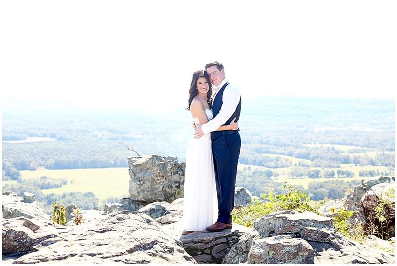 arkansas wedding photos