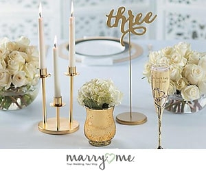 Marry Me by Oriental Trading Co